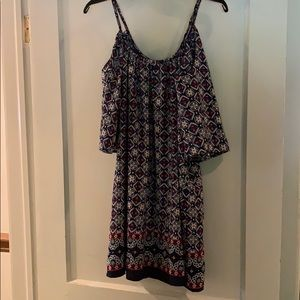 Junior Cold Shoulder dress. Great condition.